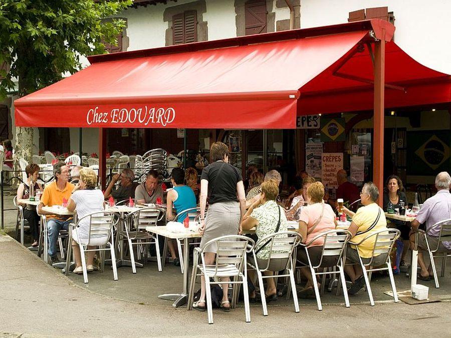 Cafe Basque Saint Etienne Menu