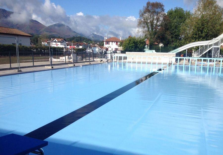 Centre aqualudique de saint jean pied de port for Construction piscine saint jean pied de port